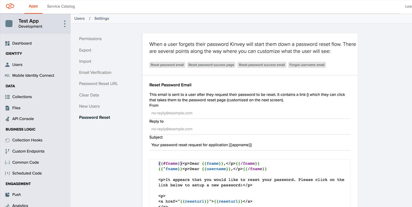 Angular Users Guide | Kinvey