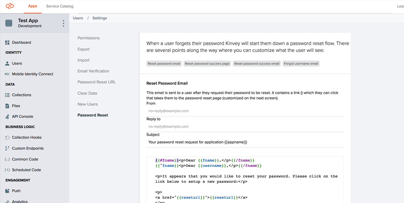 Node js Users Guide   Kinvey