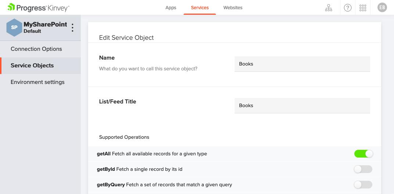 REST API RapidData Guide | Kinvey